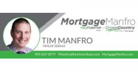 Mortgage Manfro - Nuhome Team w/ Cross Country Mortgage