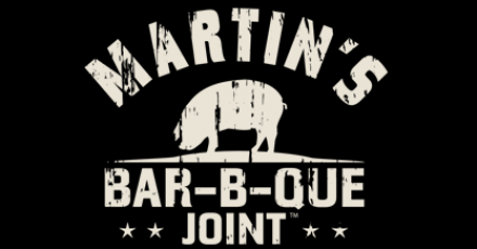 Lunch Sponsor - Martin's Bar-B-Que